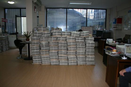 Şişli Gazetesi baskı adedi galerisi resim 1