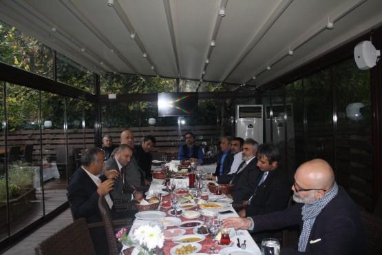 Sisli'de tüm siyasi partiler tarihi bir toplantı i galerisi resim 1