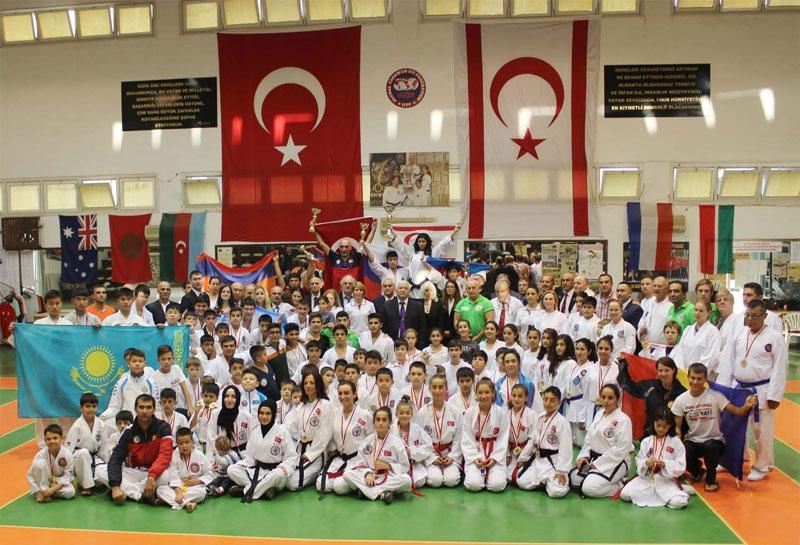 Euro-Asia Şampiyonu KKTC Milli Takımı Oldu galerisi resim 1