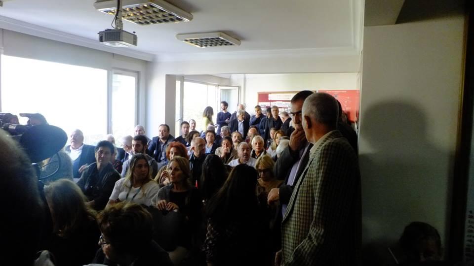Muammer Keskin CHP Şişli Belediye Başkan aday adaylık başvurusu galerisi resim 10
