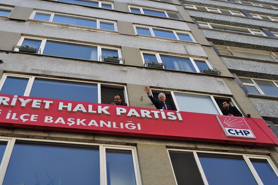 Muammer Keskin CHP Şişli Belediye Başkan aday adaylık başvurusu galerisi resim 11