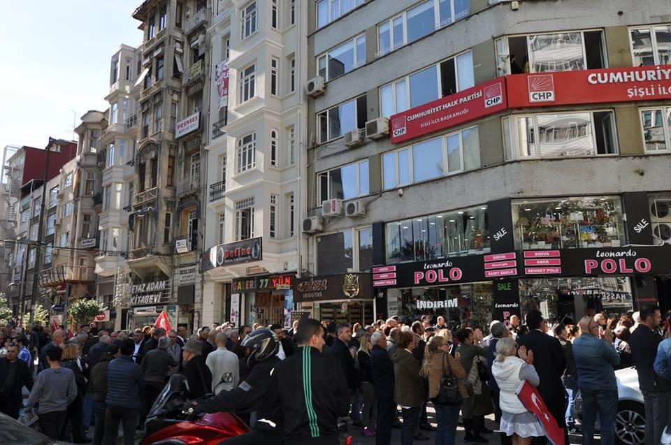 Muammer Keskin CHP Şişli Belediye Başkan aday adaylık başvurusu galerisi resim 17