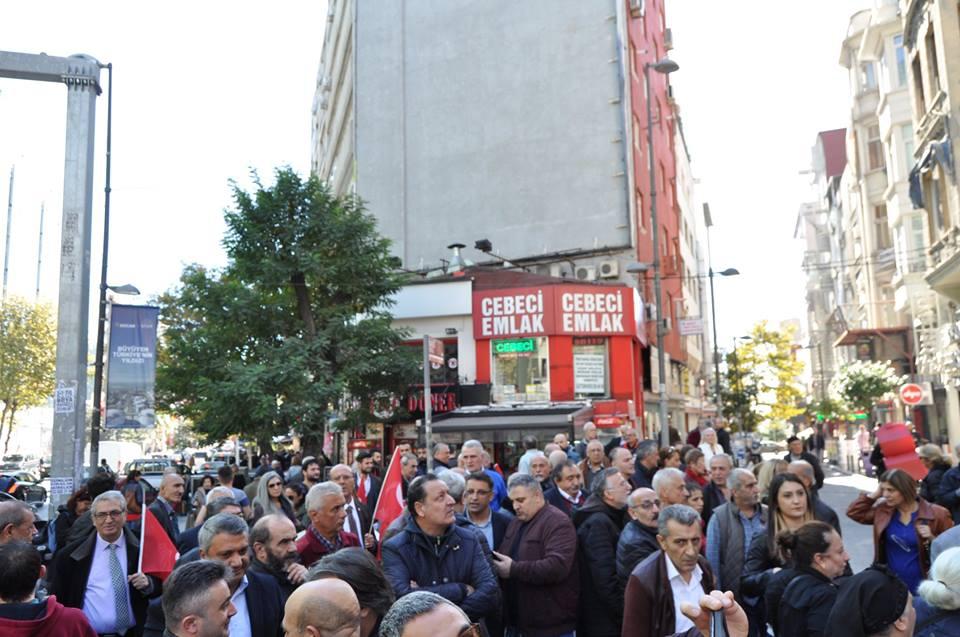 Muammer Keskin CHP Şişli Belediye Başkan aday adaylık başvurusu galerisi resim 19