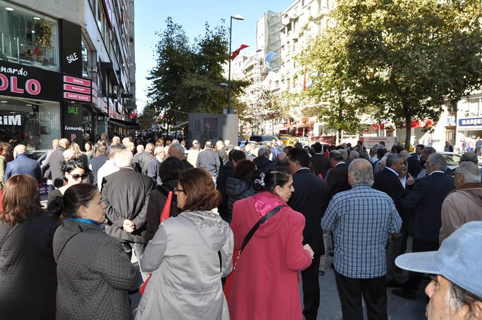 Muammer Keskin CHP Şişli Belediye Başkan aday adaylık başvurusu galerisi resim 20