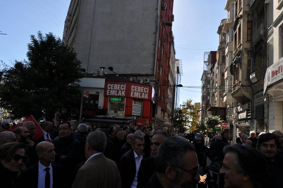 Muammer Keskin CHP Şişli Belediye Başkan aday adaylık başvurusu galerisi resim 22