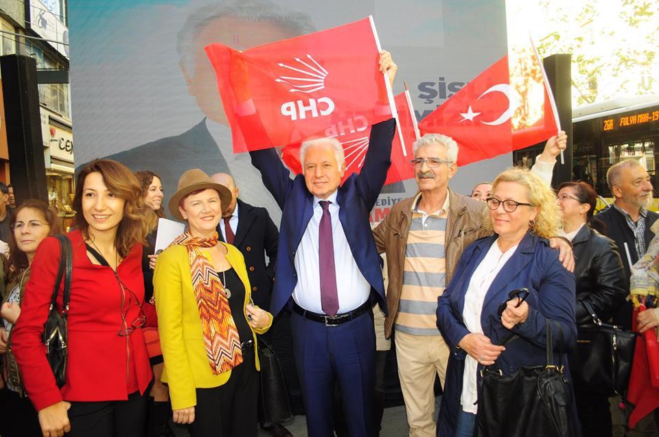 Muammer Keskin CHP Şişli Belediye Başkan aday adaylık başvurusu galerisi resim 23