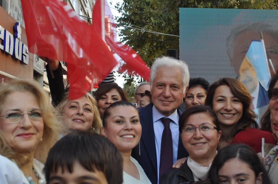 Muammer Keskin CHP Şişli Belediye Başkan aday adaylık başvurusu galerisi resim 26