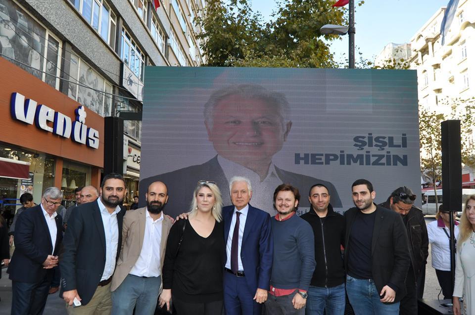 Muammer Keskin CHP Şişli Belediye Başkan aday adaylık başvurusu galerisi resim 27