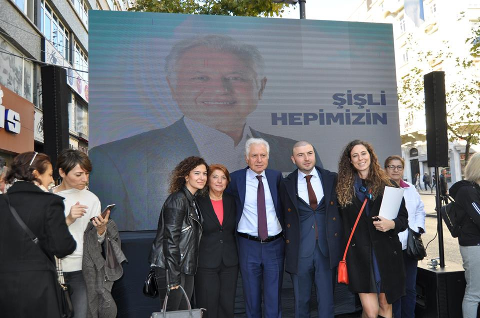Muammer Keskin CHP Şişli Belediye Başkan aday adaylık başvurusu galerisi resim 28