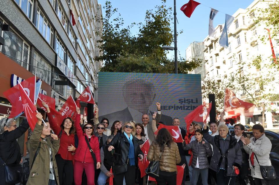 Muammer Keskin CHP Şişli Belediye Başkan aday adaylık başvurusu galerisi resim 31