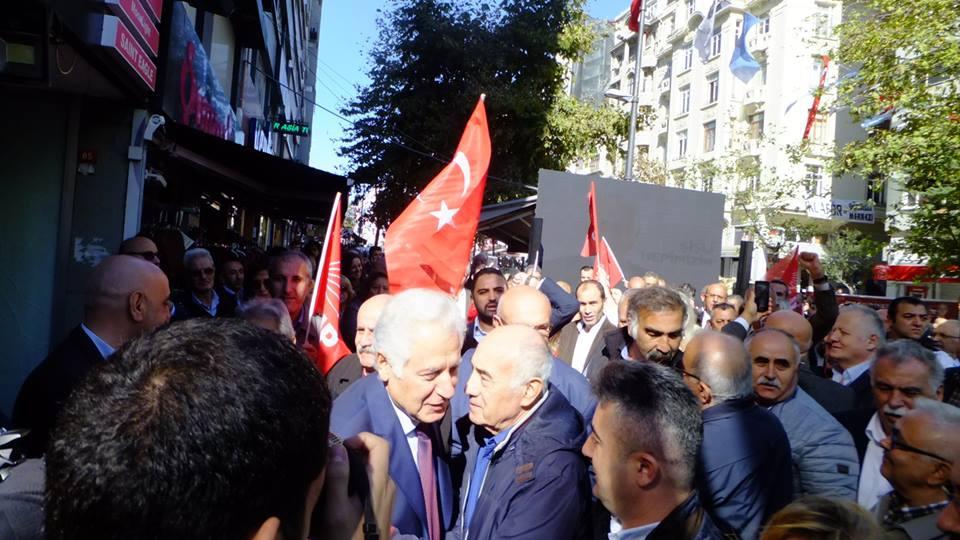 Muammer Keskin CHP Şişli Belediye Başkan aday adaylık başvurusu galerisi resim 4