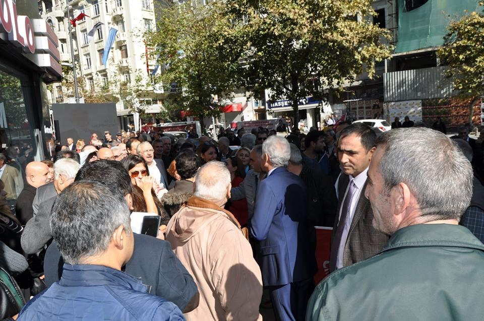 Muammer Keskin CHP Şişli Belediye Başkan aday adaylık başvurusu galerisi resim 6