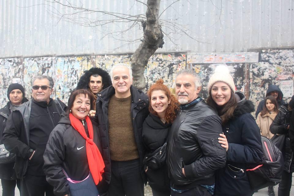 CHP Şişli Belediye Başkan adayı Muammer Keskin miting galerisi resim 11