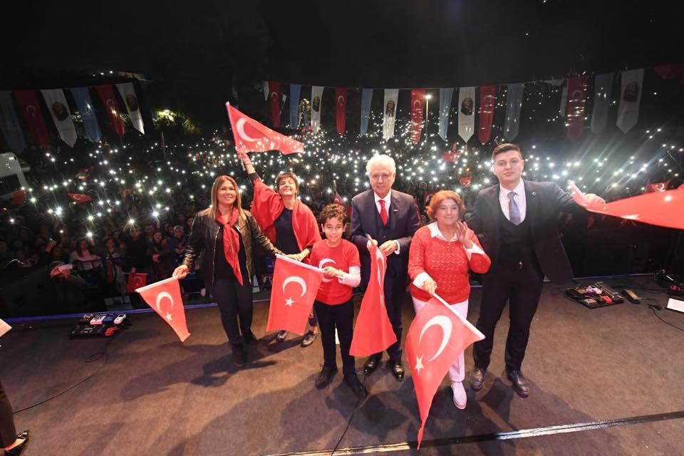 Şişli Belediye Başkanı Muammer Keskin'den 4 gün 4 gece bayram kutla galerisi resim 1