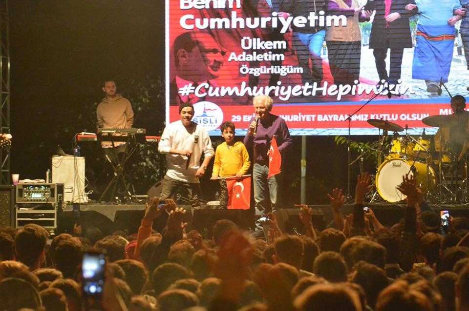 Şişli Belediye Başkanı Muammer Keskin'den 4 gün 4 gece bayram kutla galerisi resim 5