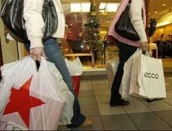 Alışveriş merkezi çılgınlığı