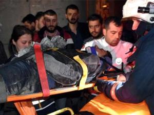 Şişli'de Motosiklet Kazası: 1 Ağır Yaralı