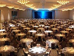 Sarıyer'deki seçkin düğün salonları Düğün Mevsimi'nde