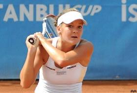 İstanbul Cup'ta ilk finalist Radwanska