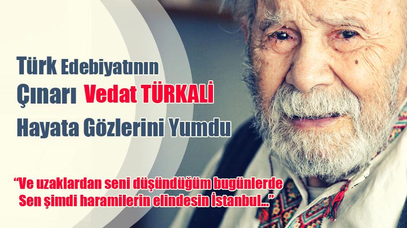 Vedat Türkali Hayatını Kaybetti...