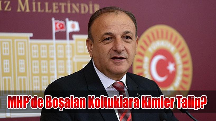 MHP'de Muhalif Hareketin Kongre Mücadelesinde Boşalan Koltuklara Kim Oturacak?