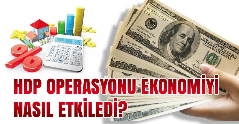 HDP Gözaltıları Doları Yükseltti...