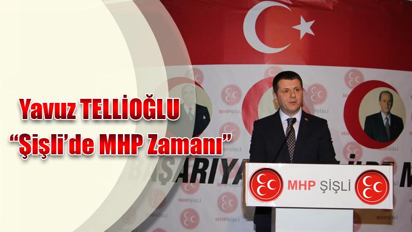 Şişli'de Farklı Partilerden 250 Kişi MHP'ye Katıldı...