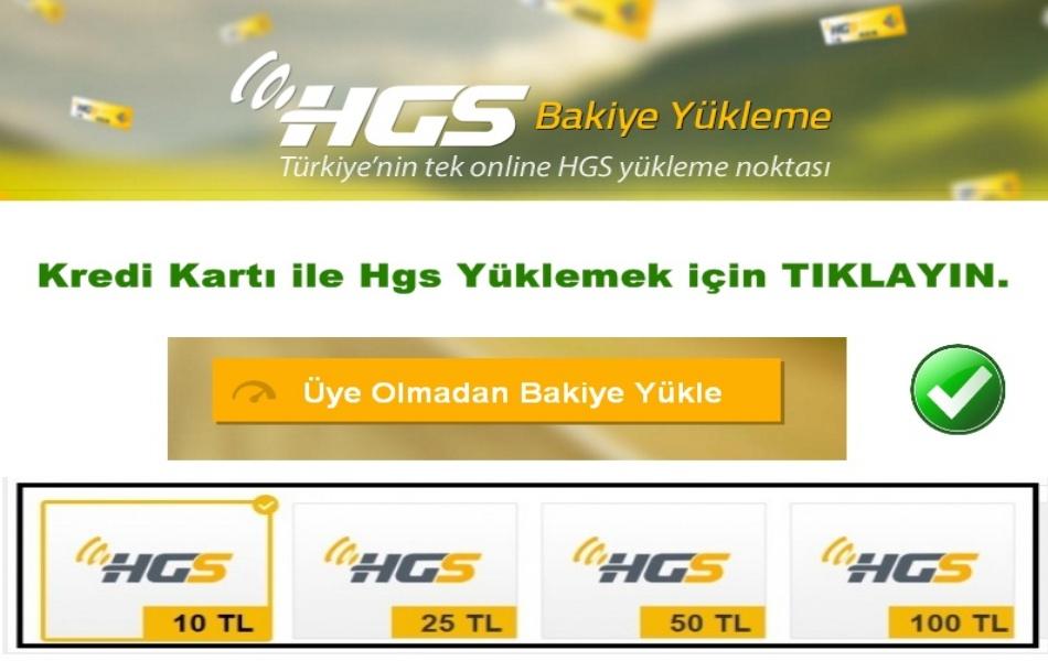 HGS Nedir ve HGS İşlemleri Nasıl Yapılır?