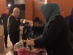 Ak Parti Şişli'den Halep'e Yardım Konvoyu