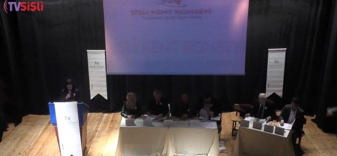 Şişli Kent Konseyi Toplantısı 2017