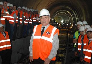 Metroyla Ayazağa'ya bir adım kaldı