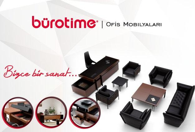 Bürotime Ofis Mobilyası Çeşitleri