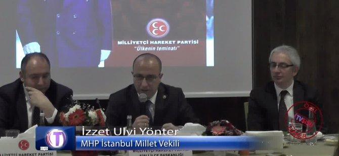 MHP Şişli'de Muhtarlarla Kahvaltıda Toplandı..!