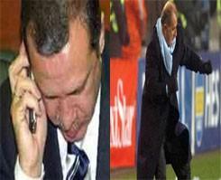 Erdoğan ve Terim'in İlginç Sohbeti