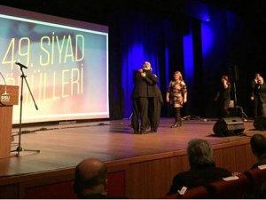 SİYAD Ödül Töreni Şişli'de Yapıldı..