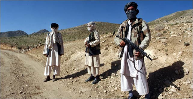 taliban, savaşa hazırlanıyor