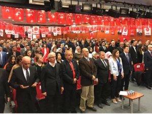 MHP Şişli İlçe Teşkilatı Kongresi Yapıldı..