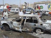 Bağdat'ta bombalı saldırı: 51 ölü