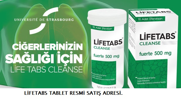 Lifetabs Cleanse ile tiryakiliğe son!