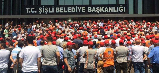 Şişli Belediyesi Türkiye'ye Rezil Oldu..!