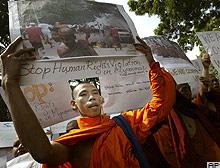 Askerin gölgesindeki ülke: Myanmar