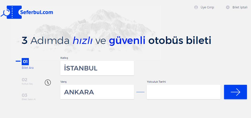Edirne İstanbul Otobüs Bileti İhtiyaçlarında Onlarca Firma, Yüzlerce Sefer
