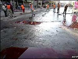 Kerkürk'te bombalı saldırı