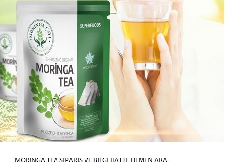 Moringa çayı eczanelerde var mı?