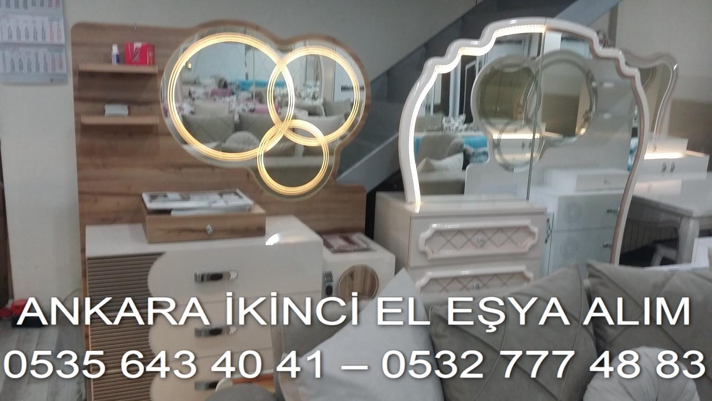 Ankara İkinci El Eşya Pazarı