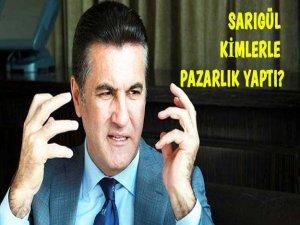 """Sarıgül: """"Hedef ilk önce Şişli sonra Türkiye"""""""
