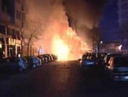 Küpeli'ye bomba yağıyor