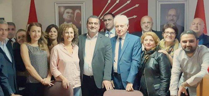 Muammer Keskin CHP'den Şişli Belediye Başkanlığı için başvuru yaptı