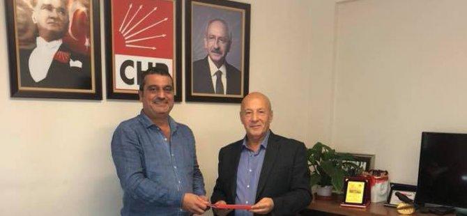 Dursun Çaltı CHP'den Şişli Belediye Başkanlığı'na aday oldu