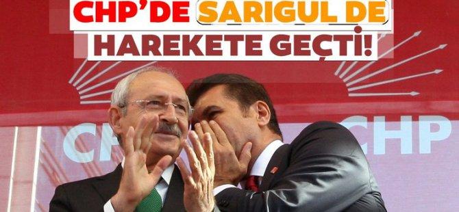 Sarıgül'ün DSP restine, CHP'den ön seçim resti!